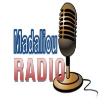 Logo of radio station Madaliou Radio
