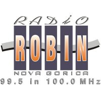 Logo of radio station Radio Robin