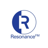 Logo of radio station Resonance 104.4 FM