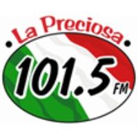 Logo de la radio KIZS La Preciosa