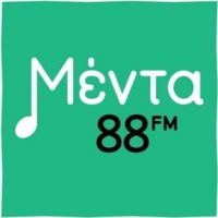 Logo of radio station Μέντα 88
