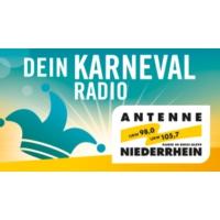 Logo of radio station Antenne Niederrhein - Karnevals Radio
