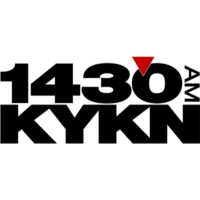 Logo of radio station 1430 KYKN Radio
