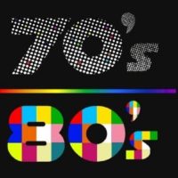 Logo of radio station All Time 70s 80s Greatest