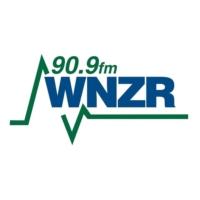 Logo of radio station WNZR 90.9 FM