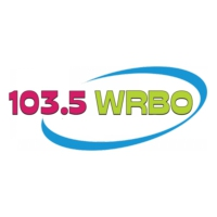 Logo of radio station 103.5 WRBO