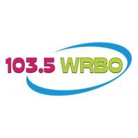 Logo of radio station 103.5 WRBO