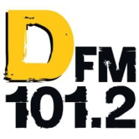 Logo of radio station Dinamit FM 101.2