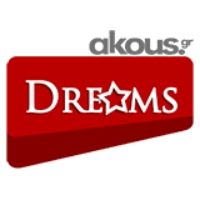 Logo of radio station Akous. Dreams