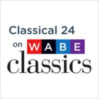 Logo of radio station 90.1 FM WABE