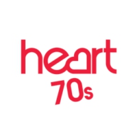 Logo de la radio Heart 70s