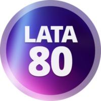 Logo of radio station PolskaStacja - Lata 80