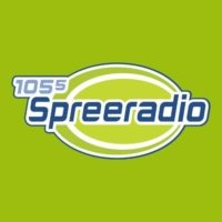 Logo of radio station 105.5 Spreeradio
