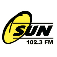 Logo of radio station Sun 102