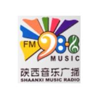 Logo de la radio Shaanxi Xi'an Music Radio 98.8