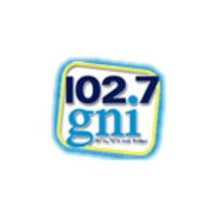 Logo of radio station WGNI GNI 102.7