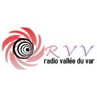 Logo de la radio RVV radio vallée du var