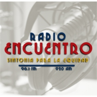 Logo of radio station Encuentro Radio