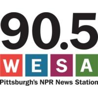 Logo de la radio 90.5 WESA