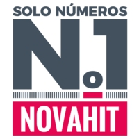 Logo of radio station NovaHit Radio