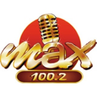 Logo of radio station Max FM 100.2