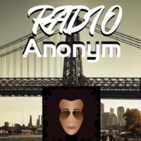 Logo de la radio Anonymradio