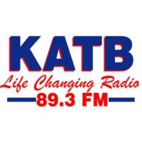 Logo of radio station KATB