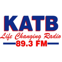 Logo of radio station KATB