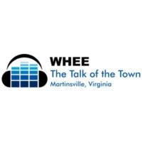 Logo of radio station WHEE