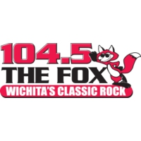 Logo de la radio KFXJ 104.5 The Fox