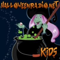 Logo de la radio HalloweenRadio.net - Kids