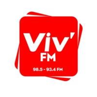 Logo de la radio Viv'FM