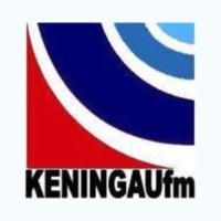 Logo of radio station KENINGAUfm
