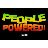 Logo of radio station People Powered Radio