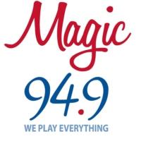 Logo de la radio Magic 94.9