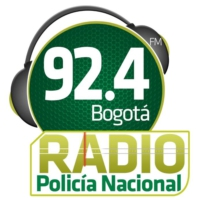 Logo of radio station Radio Policía Nacional