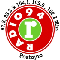 Logo of radio station Radio 94