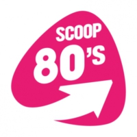 Logo of radio station SCOOP 100% Années 80
