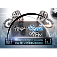 Logo of radio station Fresh Radio Spain