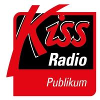 Logo of radio station KISS Publikum