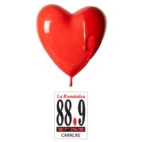 Logo de la radio La Romantica 88.9 FM