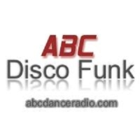 Logo of radio station ABC Disco Funk