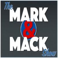 Logo of radio station The Mark & Mack Show