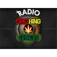 Logo of radio station radio smoking ganja
