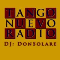 Logo de la radio Tango Nuevo
