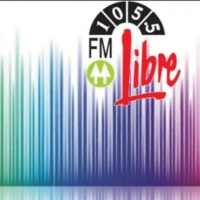 Logo of radio station Fm Libre 105.5