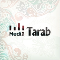 Logo of radio station Medi1 - Tarab