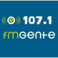 Logo of radio station FM Gente