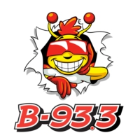 Logo of radio station B-93