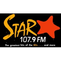 Logo of radio station WXST STAR 107.9